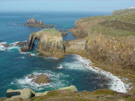 Cornish Cliffs 1